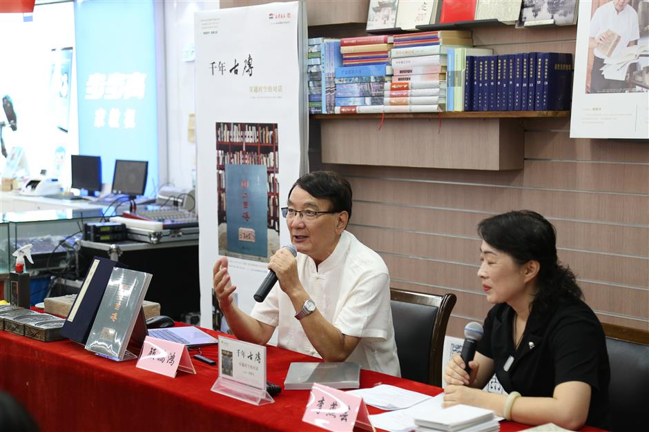 Residents play a part in book fair events