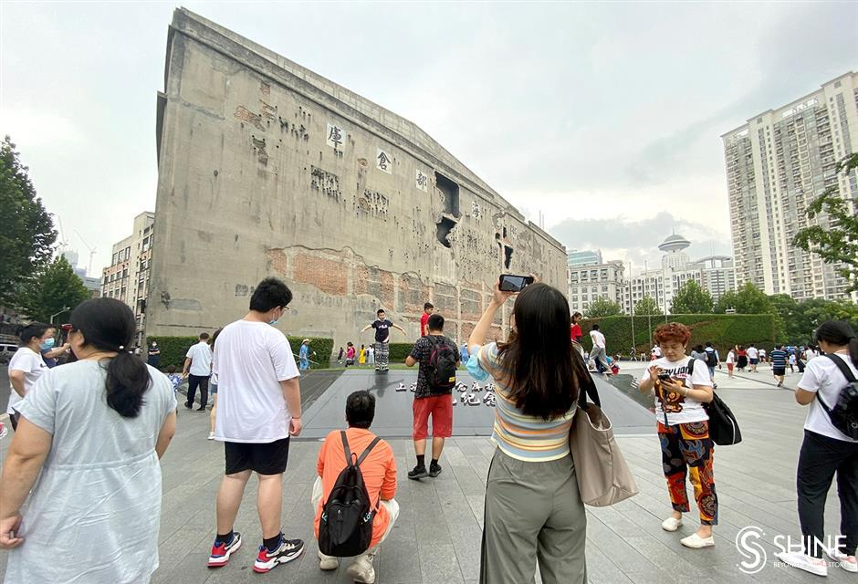 The Eight Hundred turns museum into Shanghais newest hotspot