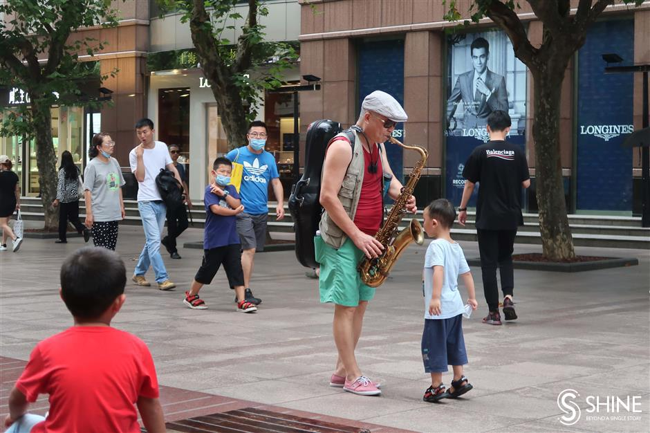Moments in August 2020:city life through our lens