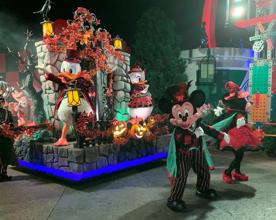 Disney resort has autumn treats in store