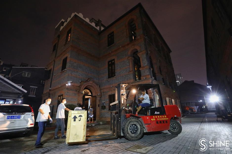 Jewish refugee says thank you to Shanghai