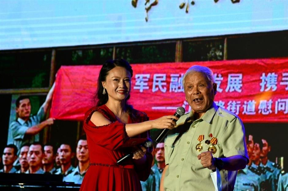 Yuyuan Road celebrated in music and stories