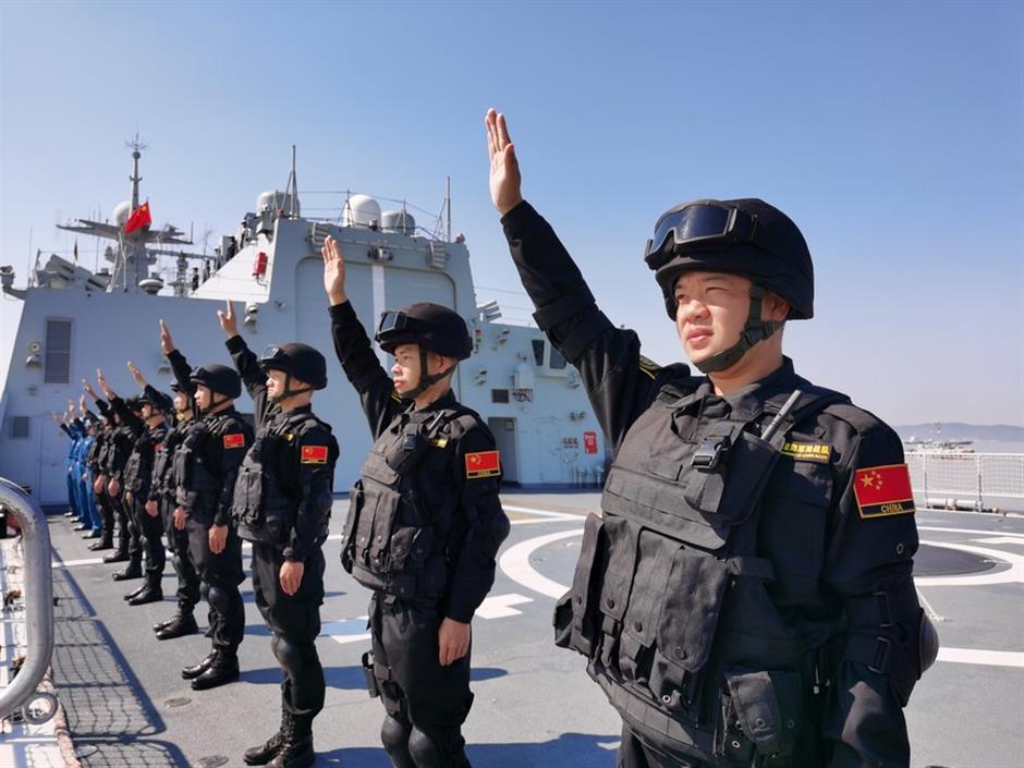 China slams US defense secretarys article on Chinese army