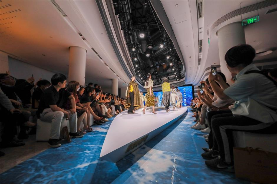 New center focuses on Chinese luxury yarn