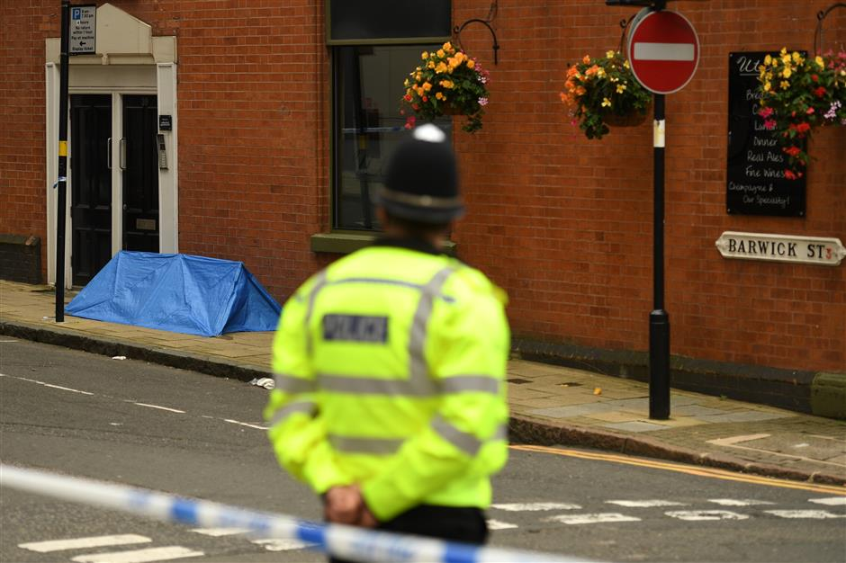 Man arrested over deadly stabbings in UK