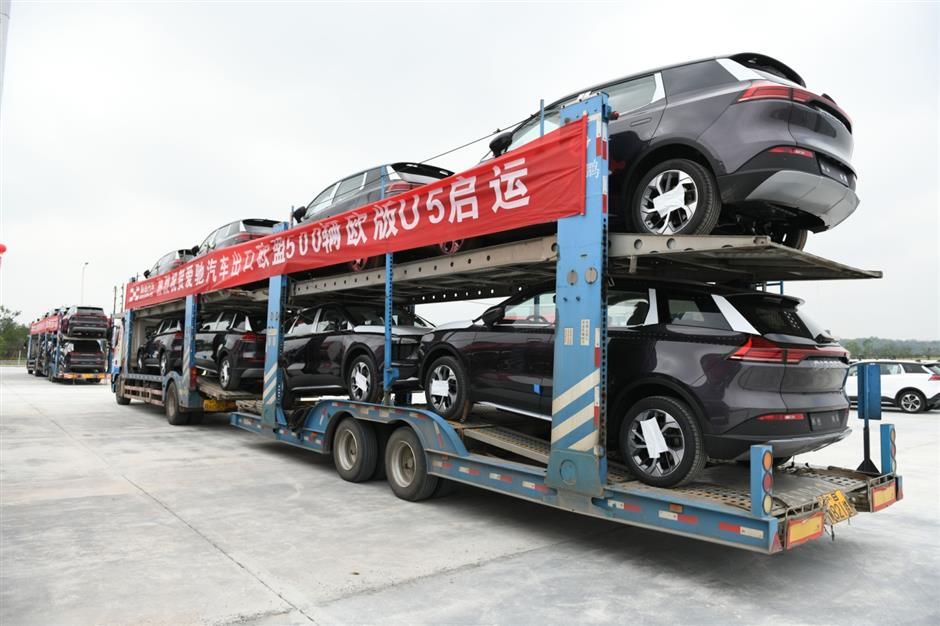 COVID-19 slows but doesnt dent automakers overseas expansion plans