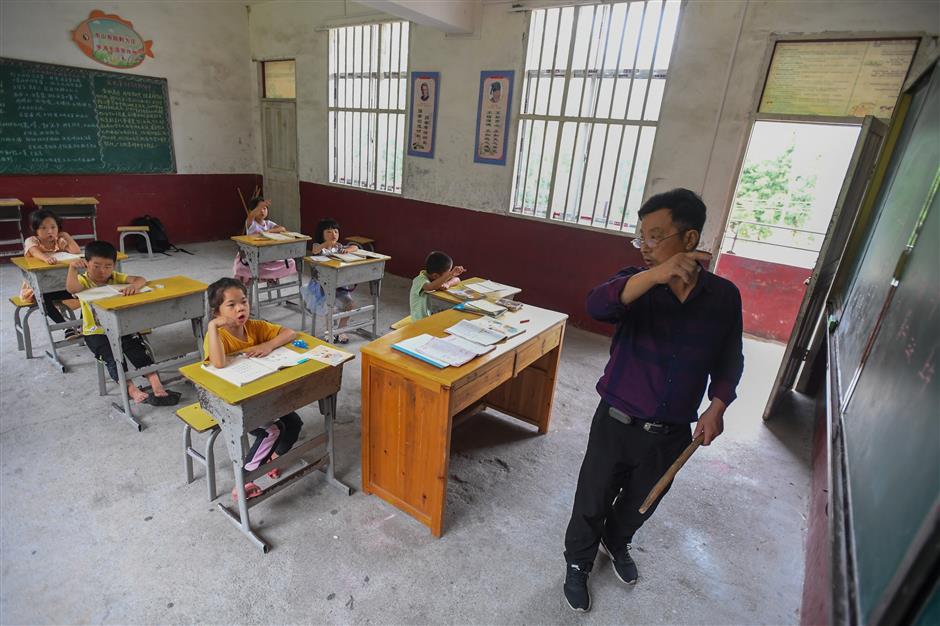 Heres to Chinas caring, creative teachers
