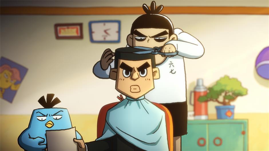 Chinese cartoons gain international appeal