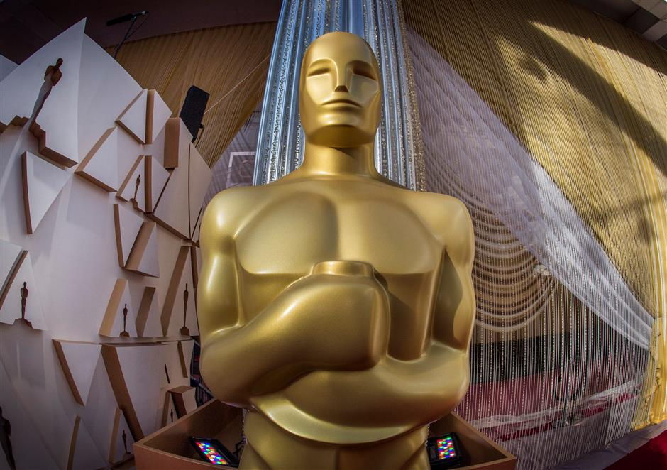 Oscars set out rules on diversity for Academy Awards