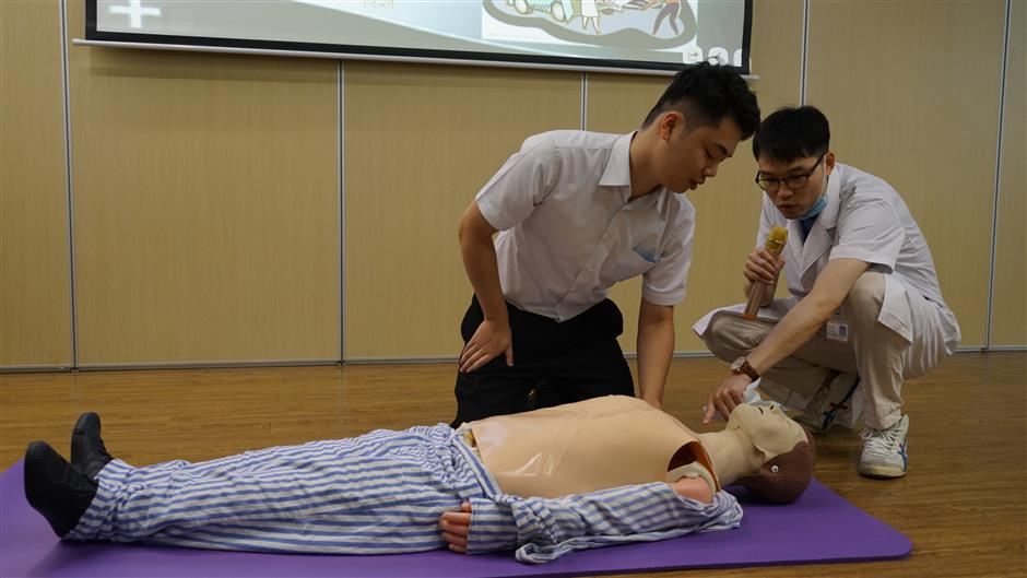 Training offered before World First Aid Day