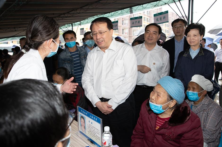 Shanghai joins hands with Guizhou for poverty relief