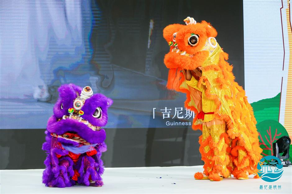 Highlights of Hangzhou are now on display