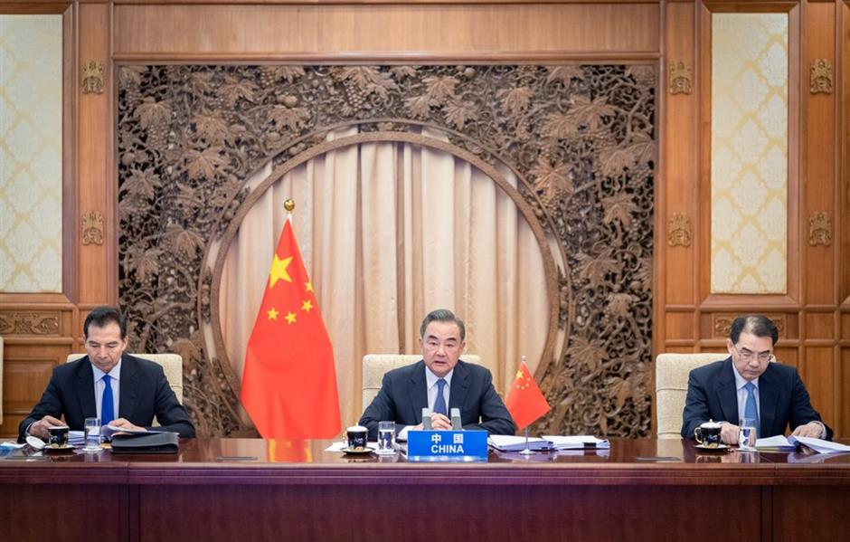 China, ASEAN, other regional countries to step up cooperation in post-pandemic recovery
