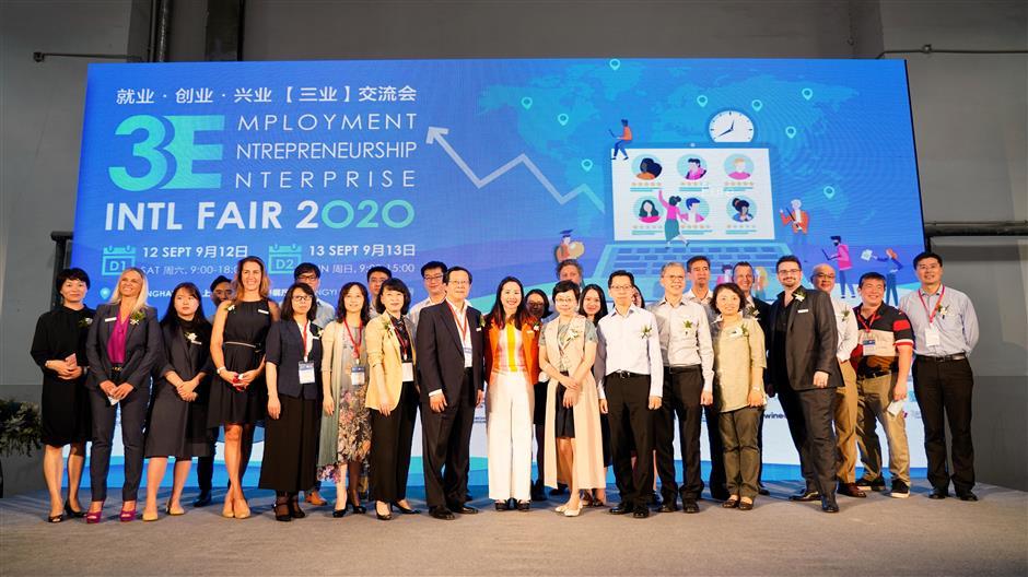 3E International Fair showcases jobs and more