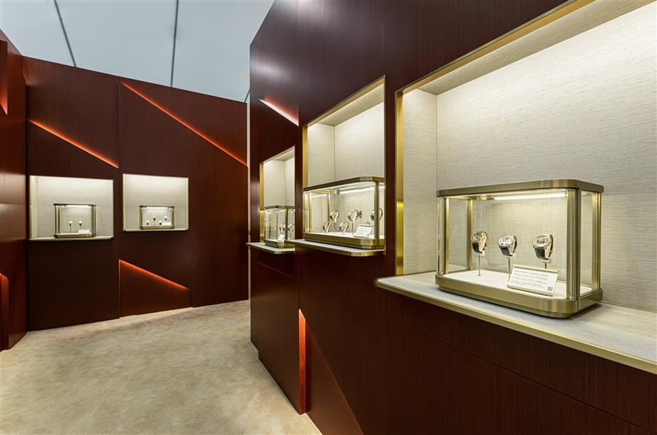 Gap, Cartier host major product events in Shanghai