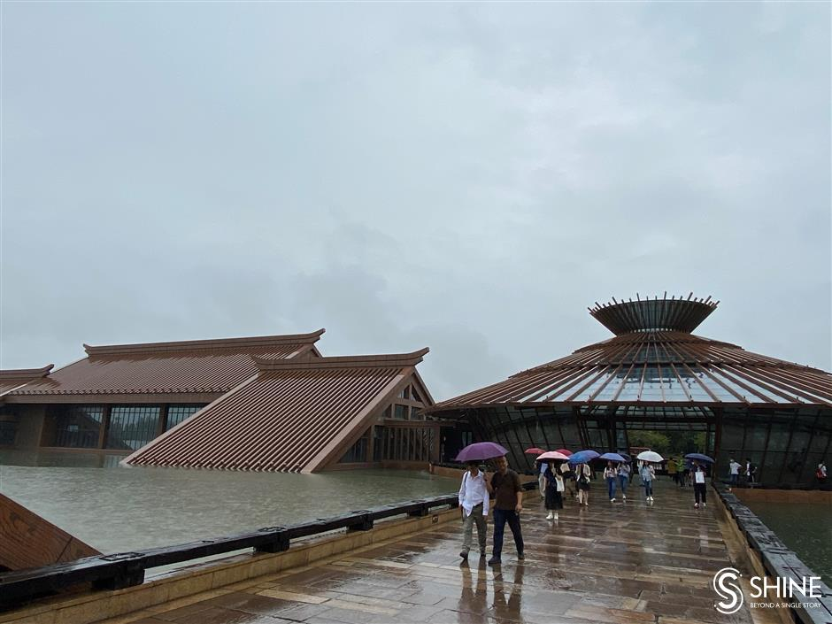 Songjiang boasts best of ancient and modern