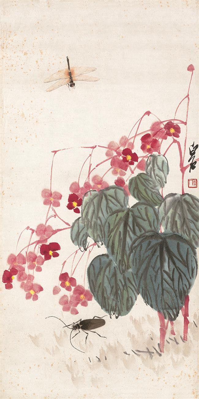 Exhibition of modern masters at Zhejiang Art Museum