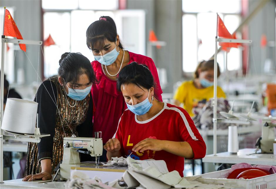 China issues white paper on employment, labor rights in Xinjiang
