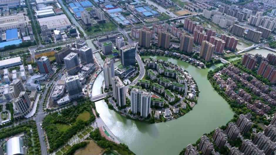Qingpu maps out green and innovative future