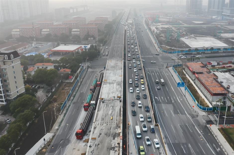 New technology fuels Jiyang Road renovation