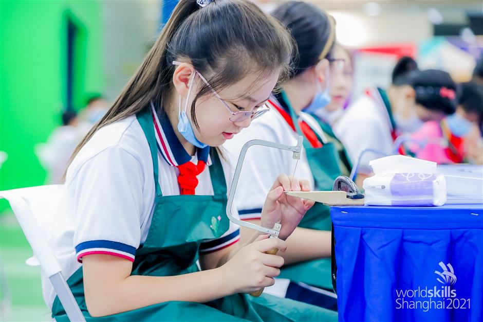 Activities mark one-year countdown to WorldSkills Competition