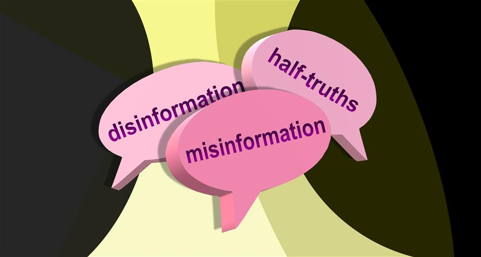 Fighting the onslaught of misinformation