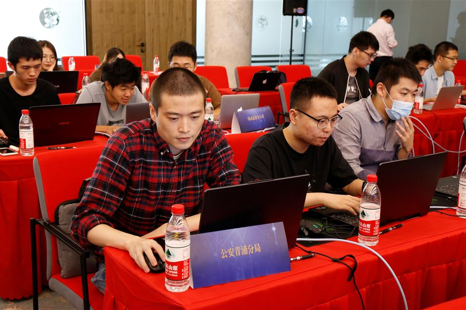 Contest finals test cybersecurity skills