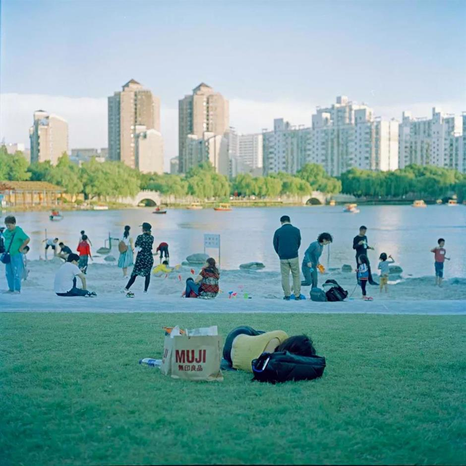 Artists explore public parks in new exhibition
