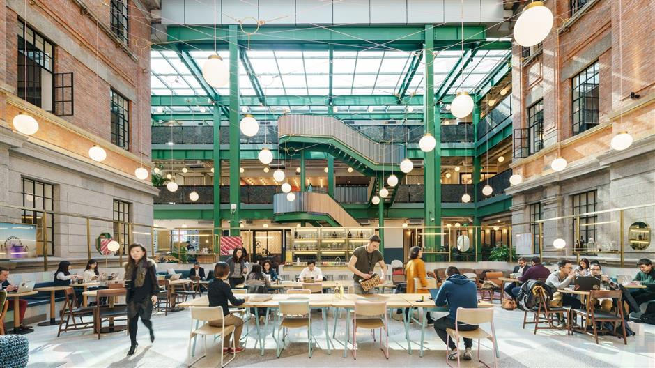 WeWork announces further investment in China