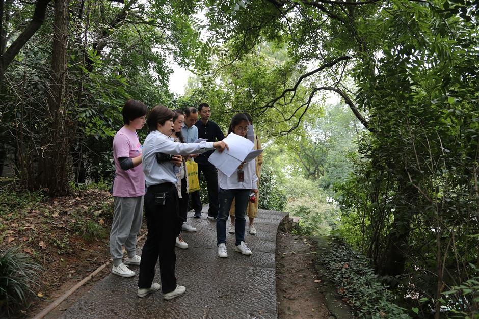 Yue Fei Temple Library builds volunteer team