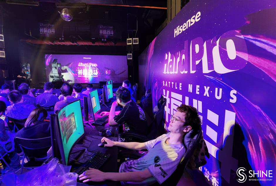 Electronics firms have high eSports hopes