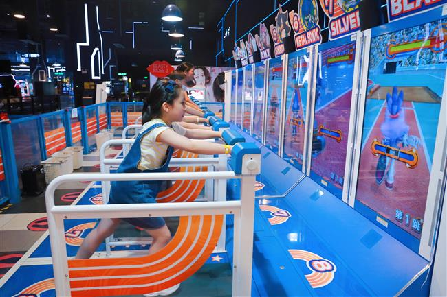 Plenty of fall fun at these indoor amusement parks