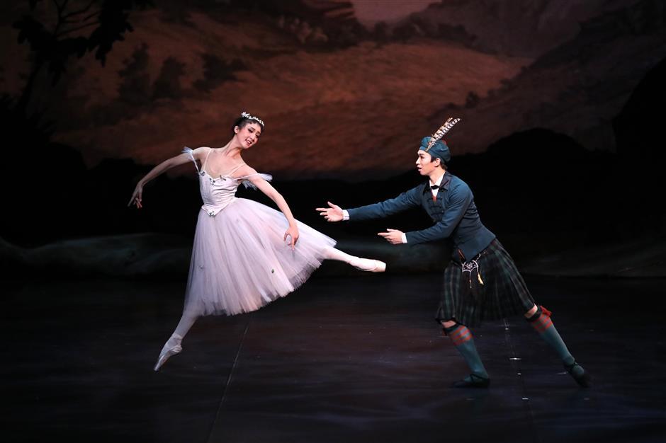 National Ballet of China brings classics to Shanghai