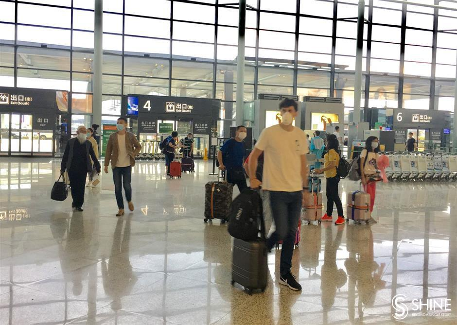 HongqiaoAirport gears up for peak holiday period