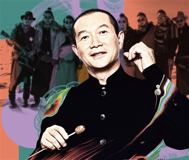 Tan Dun to take audience on innovative musical odyssey