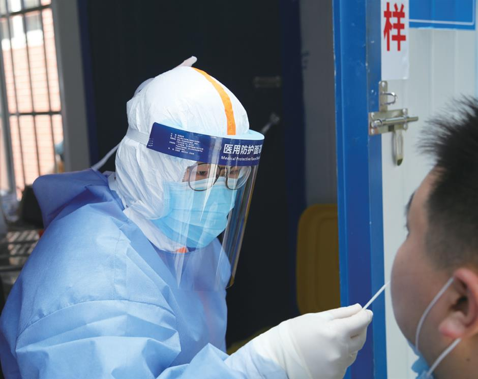 Putuo maps out public health plan to combat future pandemic outbreaks