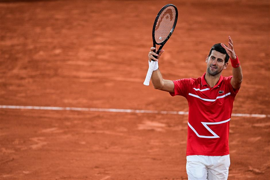 Djokovic to face Nadal in French Open final blockbuster, but not biggest match
