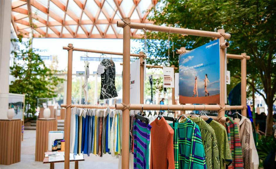 Designers give green light to sustainable fashion