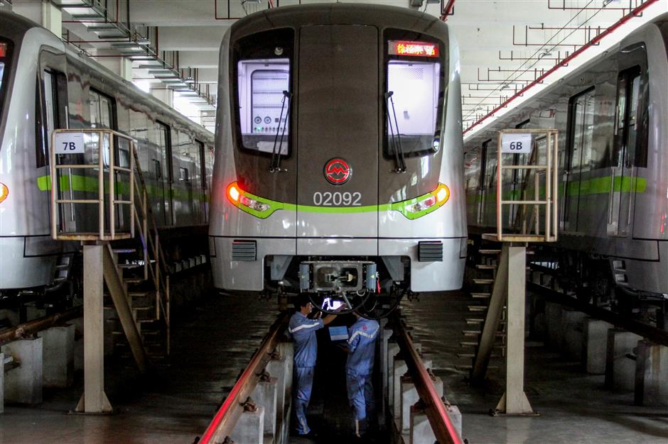 Quicker service on Metro Line 2 thanks to new signal system