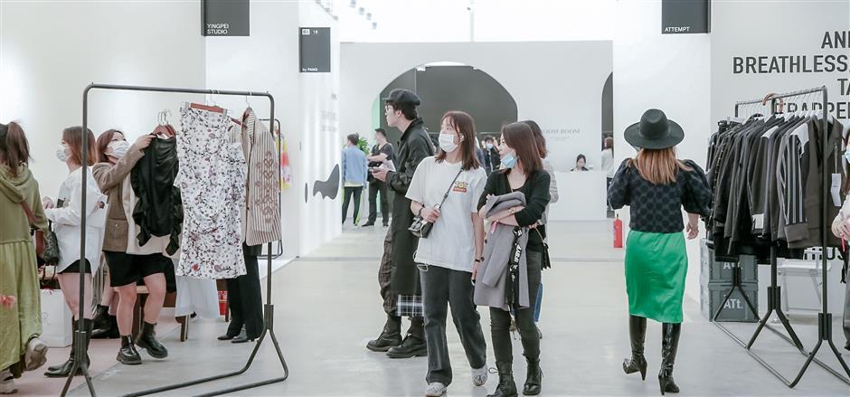 Ontimeshow back for Shanghai Fashion Week