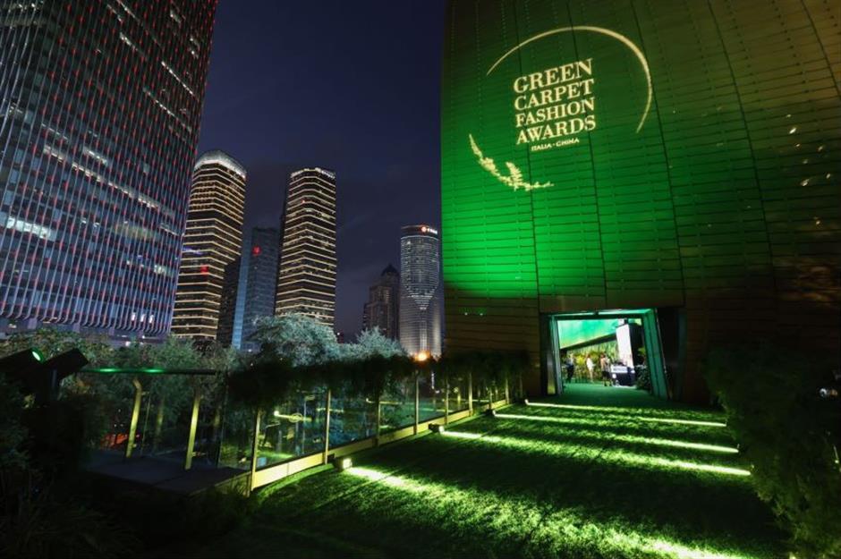 Fashion goes green at key Shanghai event