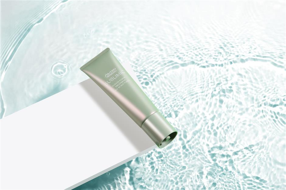 Shiseido Professional reconstructs damaged hair