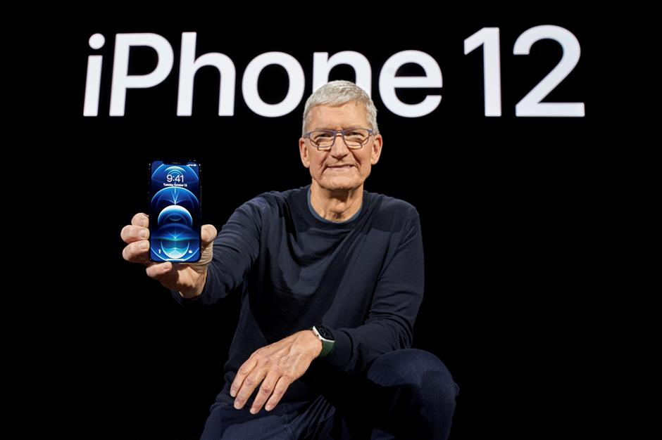 Apple joins 5G revolution with 4 new iPhones