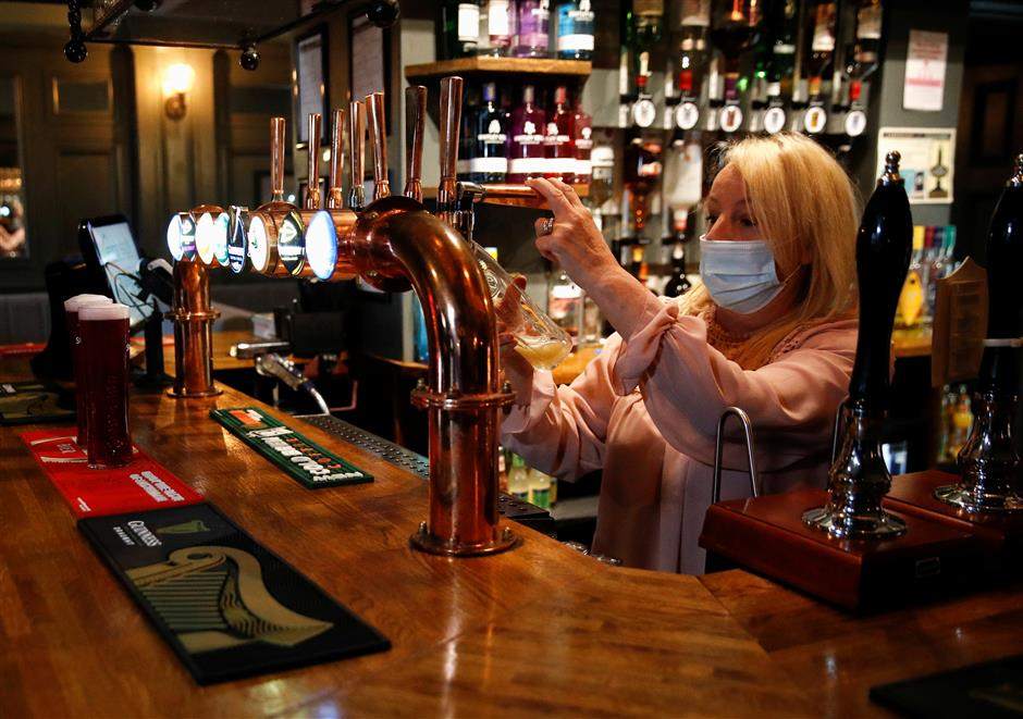 Last call! Pubs angry at Johnsons new move
