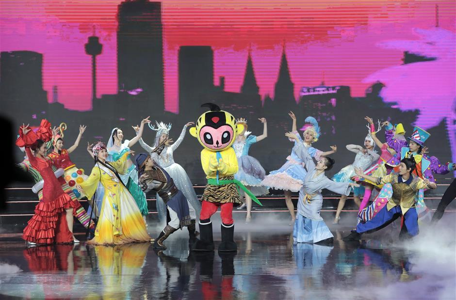 Rescheduled cartoon, animation festival held in Hangzhou