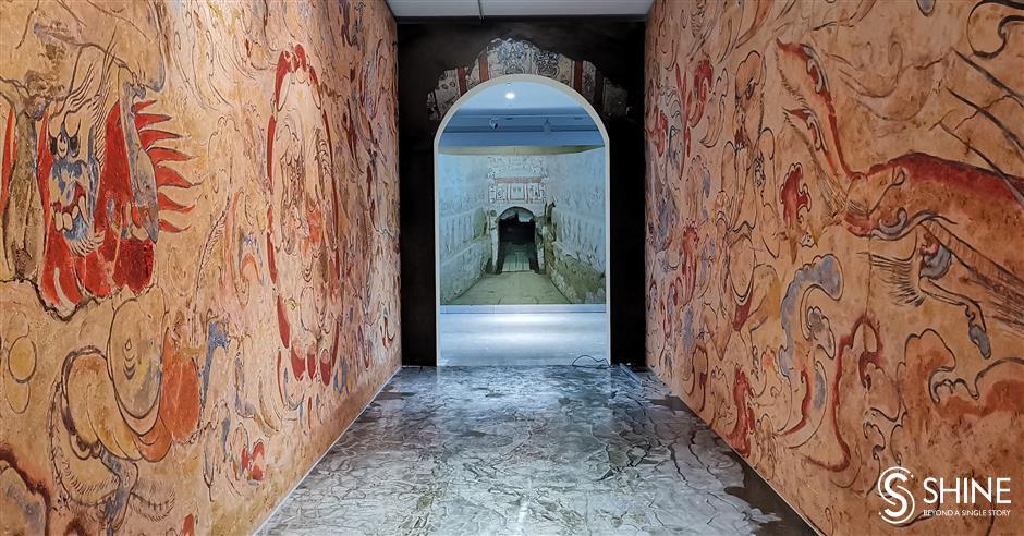 Ancient mythological text inspires modern art