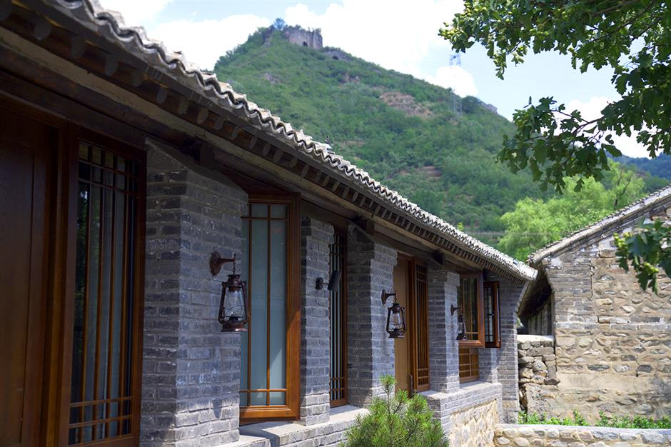 Beneath the Great Wall: How this tiny villages fresh makeover is putting it back on the map