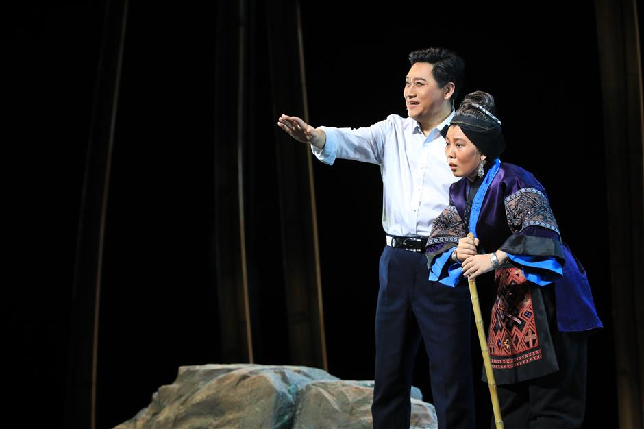 Shanghai-produced Yueju Opera production is on song
