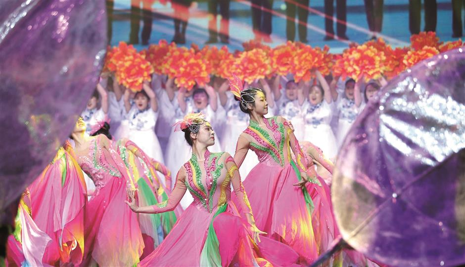 Awards honor top names in traditional performing arts