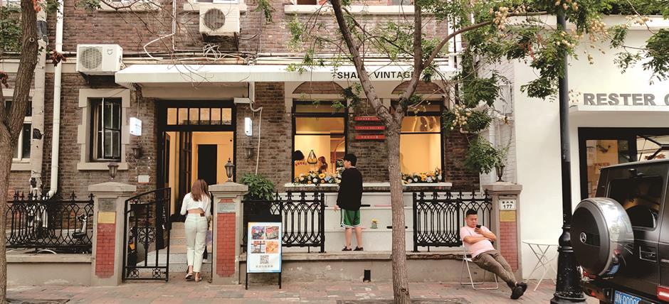 Five Great Avenues architectural adventure